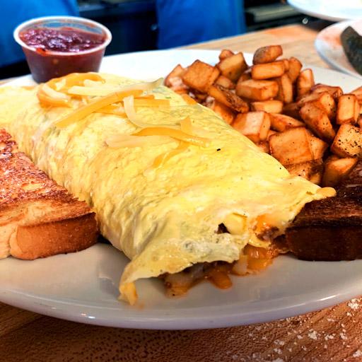 BYO-Omelette