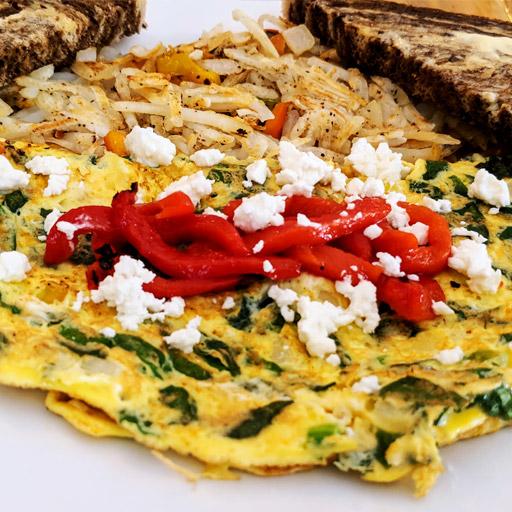 Greel-Omelette