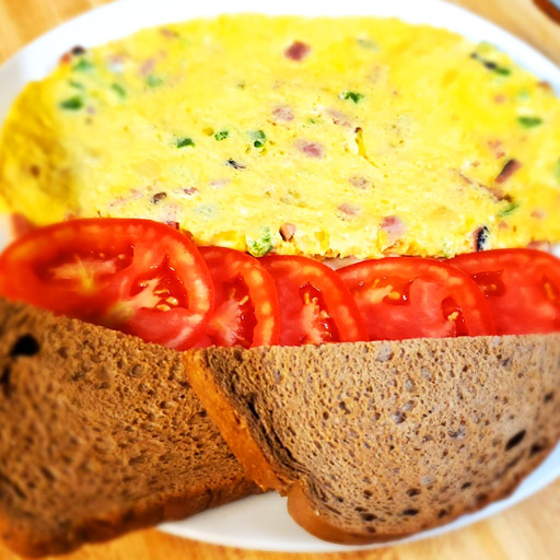 Western-Omelette